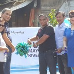 """Maynilad inaugurates """"Water for the Poor"""" Project on CEO's Birthday (21)"""