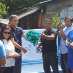 """Maynilad inaugurates """"Water for the Poor"""" Project on CEO's Birthday (22)"""