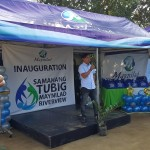 """Maynilad inaugurates """"Water for the Poor"""" Project on CEO's Birthday (26)"""