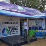 """Maynilad inaugurates """"Water for the Poor"""" Project on CEO's Birthday (27)"""