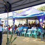 """Maynilad inaugurates """"Water for the Poor"""" Project on CEO's Birthday (28)"""