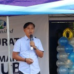 """Maynilad inaugurates """"Water for the Poor"""" Project on CEO's Birthday (29)"""