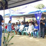 """Maynilad inaugurates """"Water for the Poor"""" Project on CEO's Birthday (31)"""
