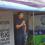 """Maynilad inaugurates """"Water for the Poor"""" Project on CEO's Birthday (36)"""