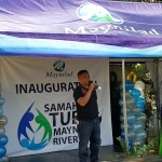 """Maynilad inaugurates """"Water for the Poor"""" Project on CEO's Birthday (38)"""