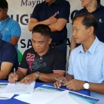 """Maynilad inaugurates """"Water for the Poor"""" Project on CEO's Birthday (41)"""