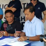 """Maynilad inaugurates """"Water for the Poor"""" Project on CEO's Birthday (42)"""