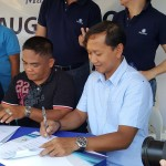 """Maynilad inaugurates """"Water for the Poor"""" Project on CEO's Birthday (45)"""
