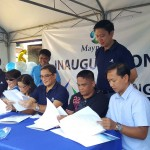 """Maynilad inaugurates """"Water for the Poor"""" Project on CEO's Birthday (50)"""