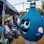 """Maynilad inaugurates """"Water for the Poor"""" Project on CEO's Birthday (54)"""