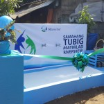 """Maynilad inaugurates """"Water for the Poor"""" Project on CEO's Birthday (6)"""