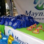 """Maynilad inaugurates """"Water for the Poor"""" Project on CEO's Birthday (60)"""