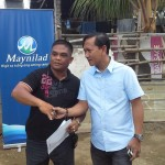 """Maynilad inaugurates """"Water for the Poor"""" Project on CEO's Birthday (69)"""
