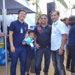 """Maynilad inaugurates """"Water for the Poor"""" Project on CEO's Birthday (71)"""