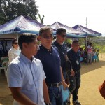 """Maynilad inaugurates """"Water for the Poor"""" Project on CEO's Birthday (76)"""