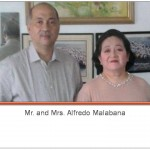 Mr. and Mrs. Malabana