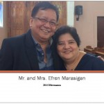Mr. and Mrs. Marasigan