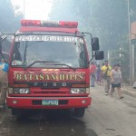 Payatas Fire, Put Out in Less than An Hour (1)
