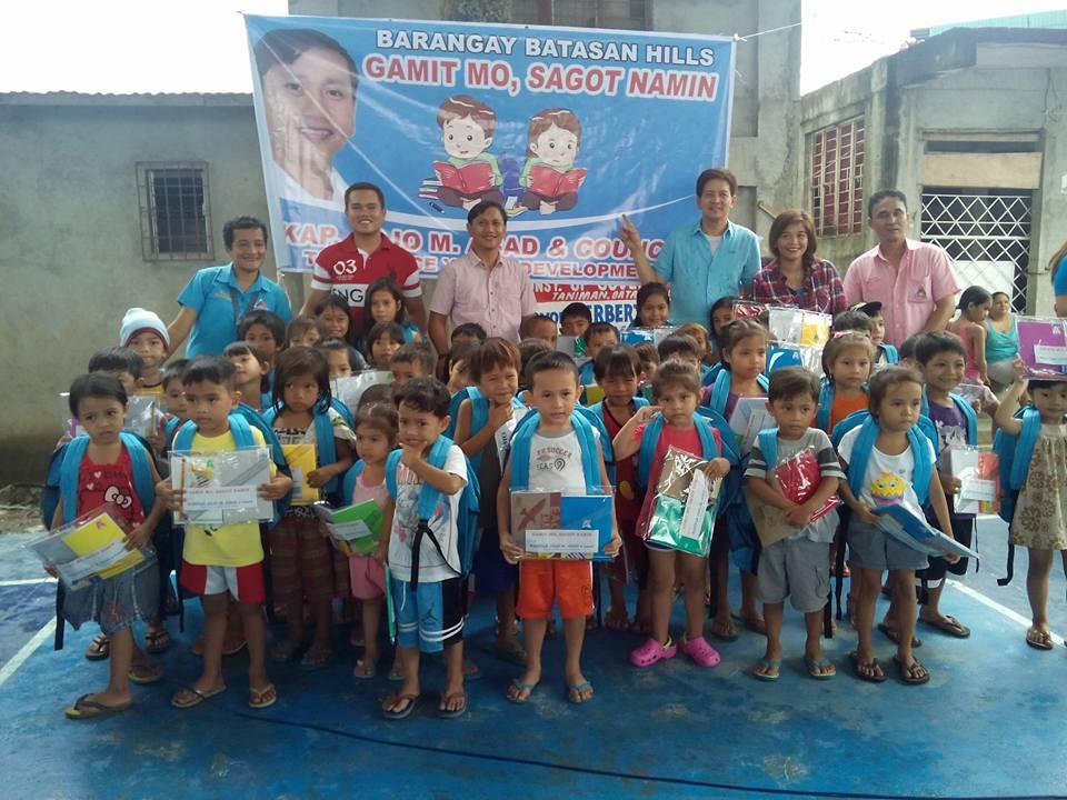 "Taniman Children, Enticed by ""Gamit Mo, Sagot Namin"" (1)"