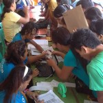 The Batasan Hills Council enforces all possible assistance on election day (11)