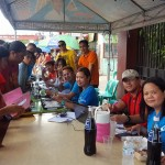 The Batasan Hills Council enforces all possible assistance on election day (12)