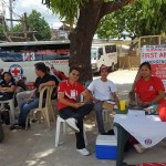The Batasan Hills Council enforces all possible assistance on election day (22)