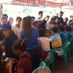 The Batasan Hills Council enforces all possible assistance on election day (4)