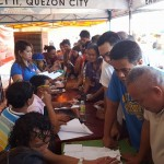 The Batasan Hills Council enforces all possible assistance on election day (6)