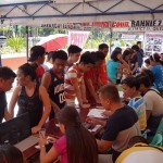 The Batasan Hills Council enforces all possible assistance on election day (8)