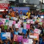 """Gamit Mo, Sagot Namin"" amazes Jasmin Street Residents (14)"