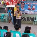 """Gamit Mo, Sagot Namin"" amazes Jasmin Street Residents (25)"