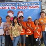 """Gamit Mo, Sagot Namin"" amazes Jasmin Street Residents (42)"