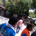 Taniman Residents construct Bridge (5)