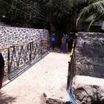 Taniman Residents construct Bridge (8)
