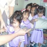 Dagdag-Gamit Pang-Eskwela at Pinasama Day Care, Freedom Park III (1)