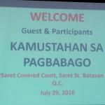 """""""Kamustahan sa Pagbabago"""" gets Viral (59)"""