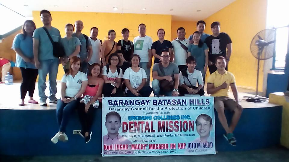 Abad, Macario and Unciano's Dental Mission treats 211 Patients (1)