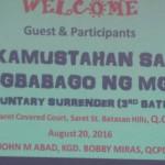 """GMA 7 covers """"Kamustahan sa Pagbabago"""" (13)"""