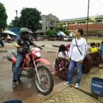 Kaisa Batasan carries CguradoNACO in a Motorcade (11)