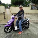 Kaisa Batasan carries CguradoNACO in a Motorcade (15)