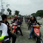 Kaisa Batasan carries CguradoNACO in a Motorcade (18)