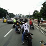 Kaisa Batasan carries CguradoNACO in a Motorcade (26)