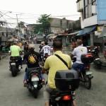 Kaisa Batasan carries CguradoNACO in a Motorcade (28)