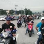 Kaisa Batasan carries CguradoNACO in a Motorcade (31)