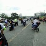 Kaisa Batasan carries CguradoNACO in a Motorcade (32)