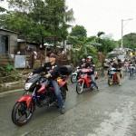 Kaisa Batasan carries CguradoNACO in a Motorcade (35)