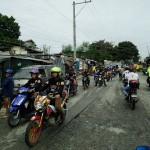 Kaisa Batasan carries CguradoNACO in a Motorcade (37)