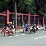 Kaisa Batasan carries CguradoNACO in a Motorcade (41)