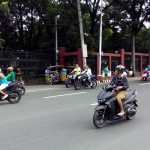 Kaisa Batasan carries CguradoNACO in a Motorcade (42)