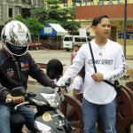 Kaisa Batasan carries CguradoNACO in a Motorcade (7)